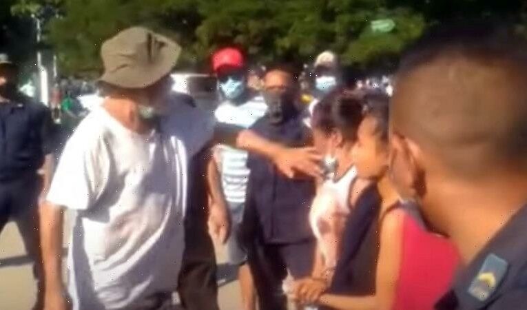 Xanana Gusmao slaps mourners, demands body of East Timor COVID victim, disbelieving cause of death