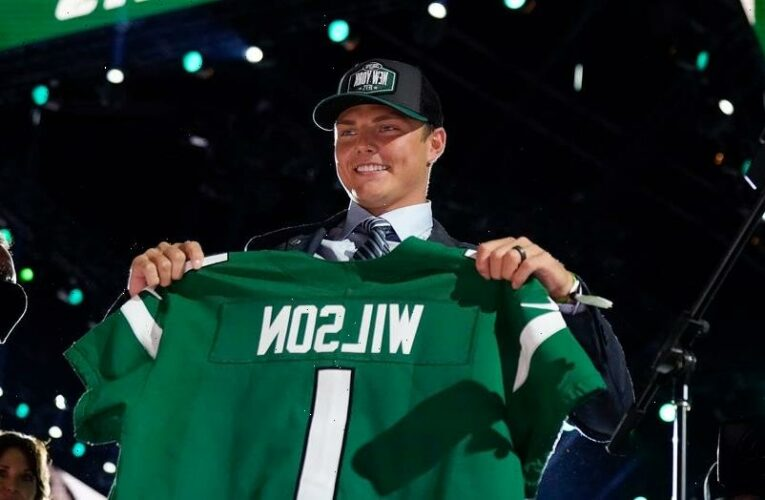 Zach Wilson offers Jets fans bold prediction: 'We're going to the Super Bowl'