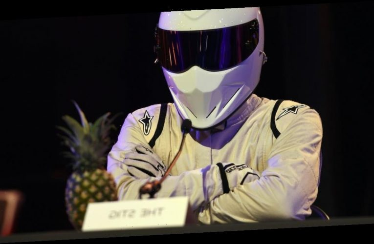 Top Gear's The Stig to host new dating show – around a racetrack