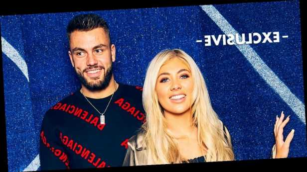 Love Island's Paige Turley recalls falling for Finn Tapp and says they're 'starting afresh' post-lockdown