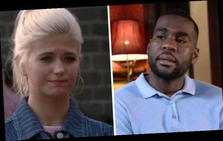 EastEnders spoilers: Lola Pearce cheats on Isaac Baptiste with unlikely resident?