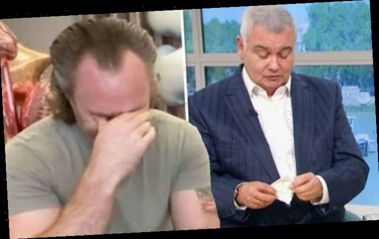 James Jordan confides in Eamonn Holmes as This Morning host talks devastating loss 'Raw'