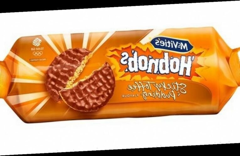 Shoppers rave over delicious Sticky Toffee Pudding Hobnobs – they're just £1.35