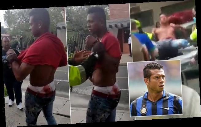 Ex-Inter star Fredy Guarin 'arrested after assaulting his parents'