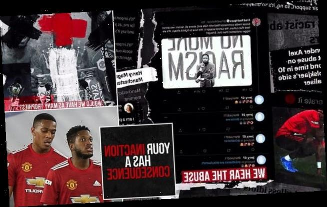 Manchester United launch new campaign aimed at cracking down on racism