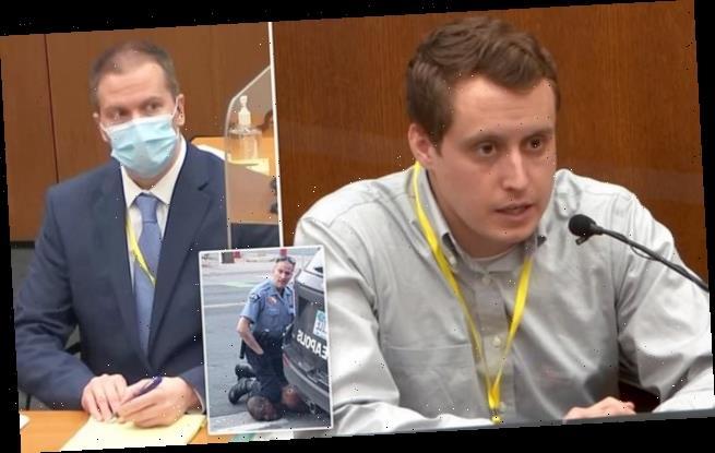 ER doctor who declared George Floyd dead gives evidence