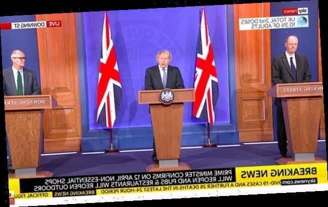 Boris Johnson unveils traffic light system for international travel