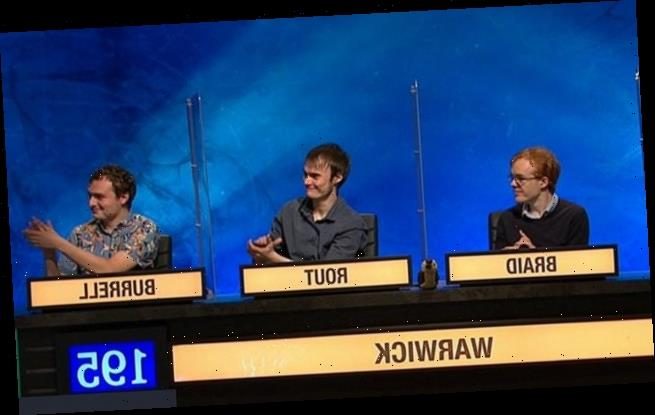 How many questions in the University Challenge final can YOU answer?