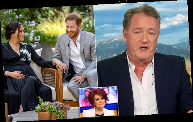 Piers Morgan says democracy is under threat from 'woke cancel culture'