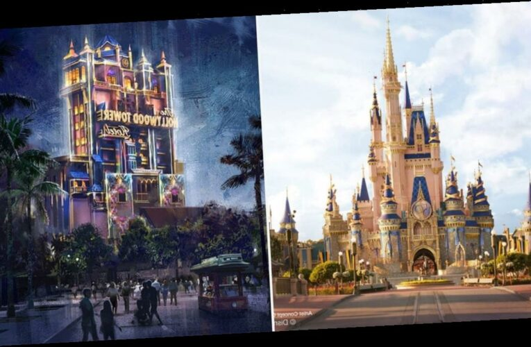 Walt Disney World Is Turning 50 in October, and It's Planning an 18-Month-Long Celebration