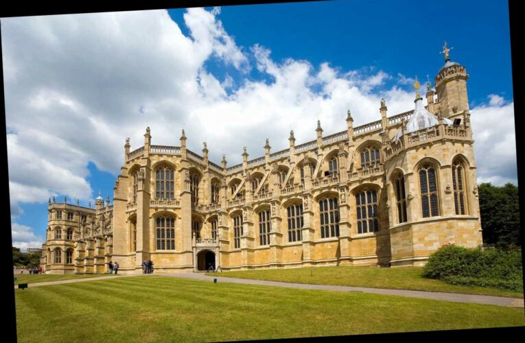 Where is St George's Chapel? – The Sun