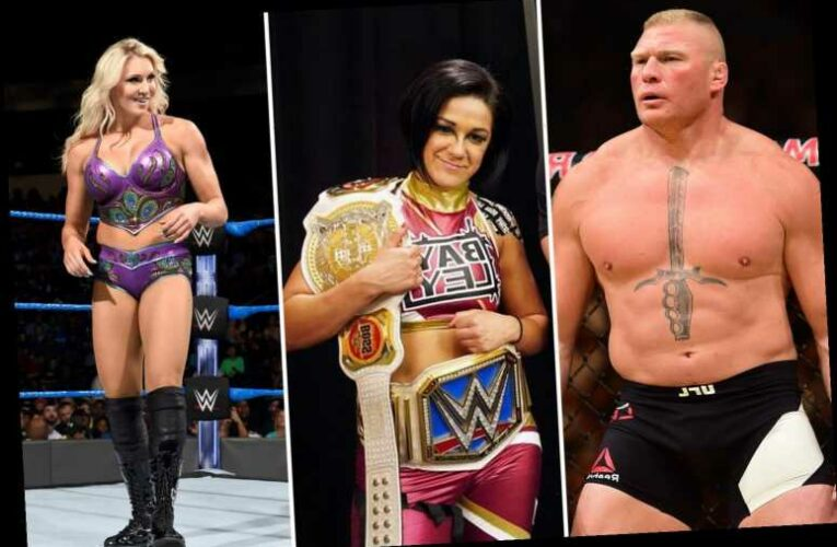 Who are WWE's biggest stars missing from Wrestlemania 37?