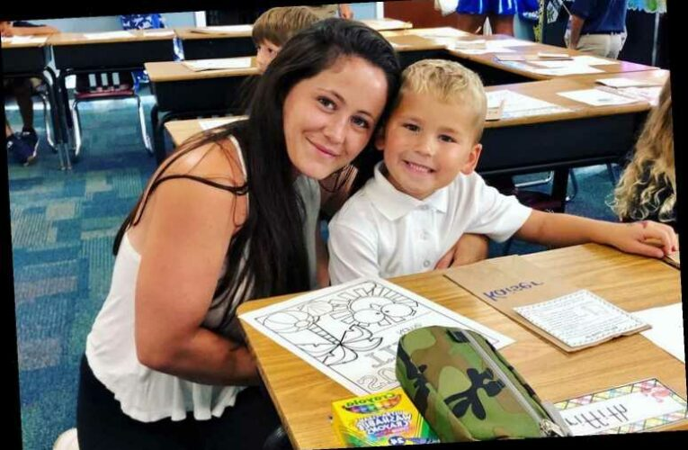 Teen Mom Jenelle Evans' ex Nathan Griffith sees 'red flags' in Kaiser's behavior after son is kicked out of two schools