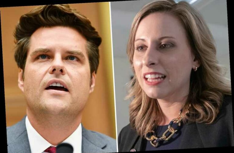 Matt Gaetz investigation – 'Throuple' ex-Rep Katie Hill 'nauseated' by nude photo claims after her own scandal