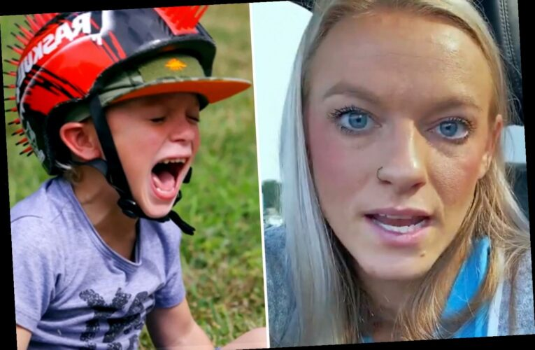 Teen Mom Mackenzie McKee slams trolls who branded her son Broncs, 4, a 'bad kid' for biting teacher & pooping on floor