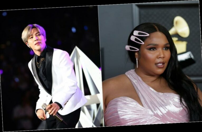 Lizzo Thinks Jimin of BTS Is 'Hilarious'