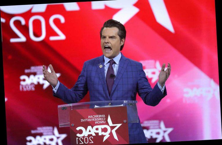 Is Matt Gaetz a Republican or a Democrat?