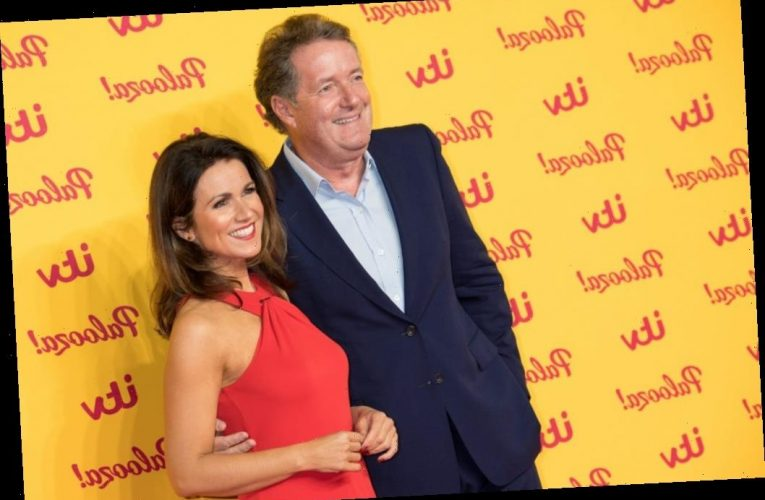Why Piers Morgan Called His 'Good Morning Britain' Co-Host Susanna Reid's Announcement of His Exit a 'Chilly Goodbye'