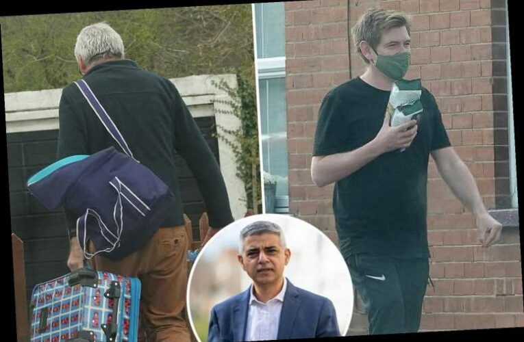 Sadiq Khan's top aide caught flouting lockdown rules by staying with his parents over Easter