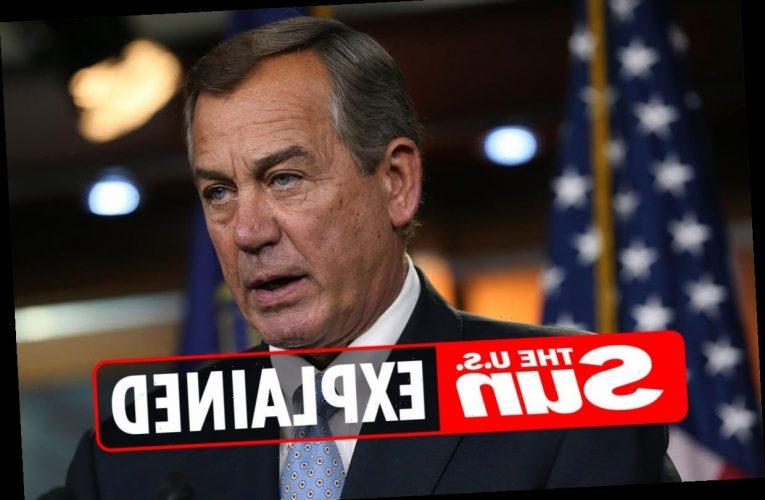 Who is John Boehner?