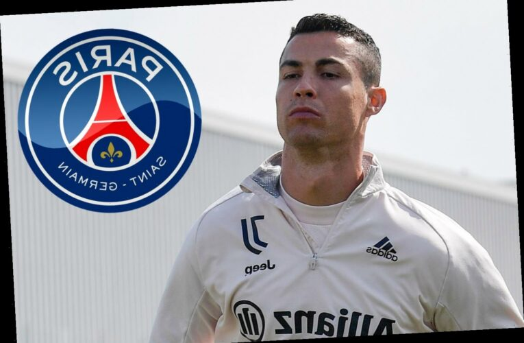 Cristiano Ronaldo linked with shock PSG transfer in summer if Mbappe quits for Real Madrid amid Juventus struggles