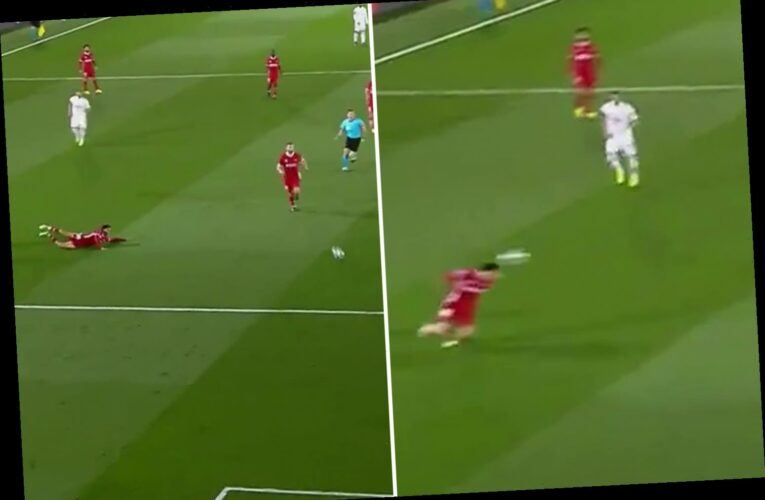 Watch Trent Alexander-Arnold's awful header allow Marco Asensio to double Real Madrid's lead vs Liverpool