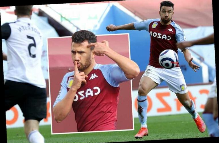 Villa 3 Fulham 1: Trezeguet climbs off bench and scores two to change game and stun relegation-threatened Cottagers