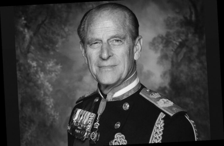 Piers Morgan pays tribute to Prince Philip as a 'truly great Briton' as he leads celebrity tributes on a 'very sad day'