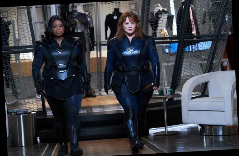 Melissa McCarthy Doesn't Have All the Fun in 'Thunder Force' — Which Is a Good Thing