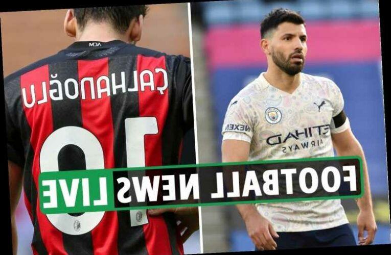 Aguero 'tempted' by Chelsea, Porto win reaction, Arsenal 'keen on Zaha transfer', Haaland LATEST, Euro 2020 venues BOOST