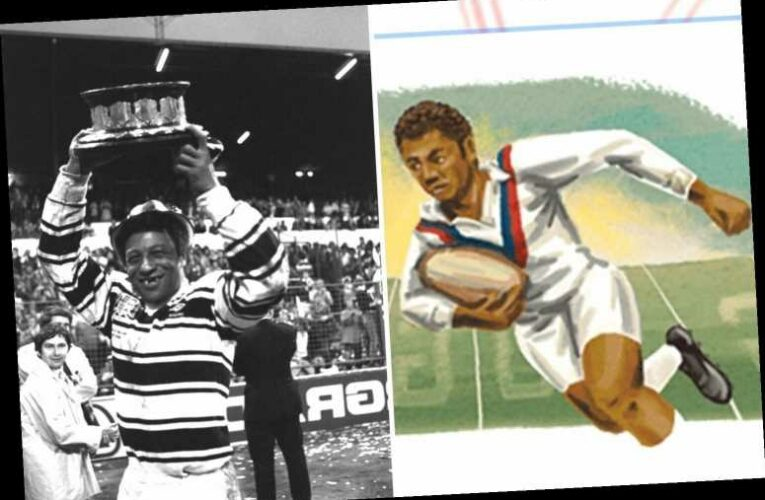 Who is Clive Sullivan? Google doodle celebrates life of rugby league star who was first black captain of Great Britain