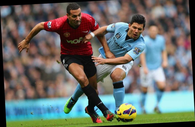 Rio Ferdinand reveals the three reasons why he never hated City hero Sergio Aguero despite shattering Man Utd dreams