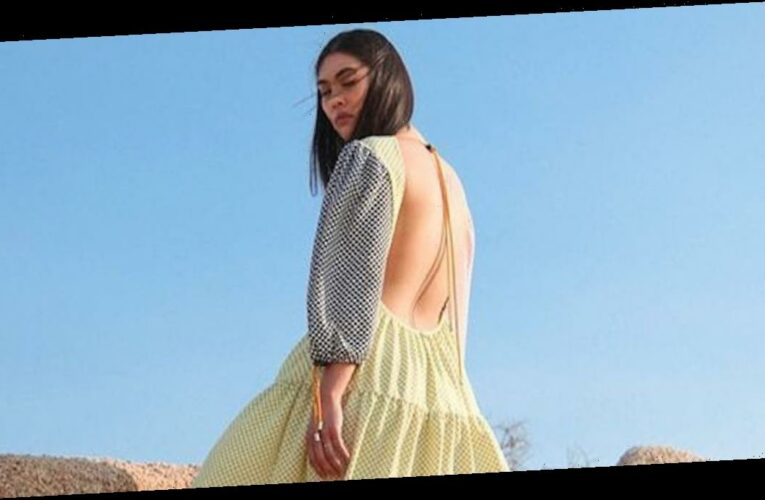 Trust Us, Backless Dresses Are Summer 2021's Biggest Trend