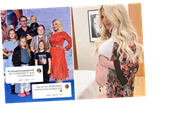 Tori Spelling, 47, shocks fans by claiming she's pregnant with sixth child as some call news a 'cruel April Fools joke'