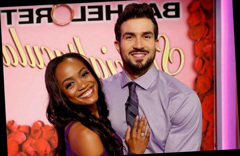 Rachel Lindsay Reunites with Husband Bryan Abasolo in L.A.: 'RnB Are Back Where We Belong'