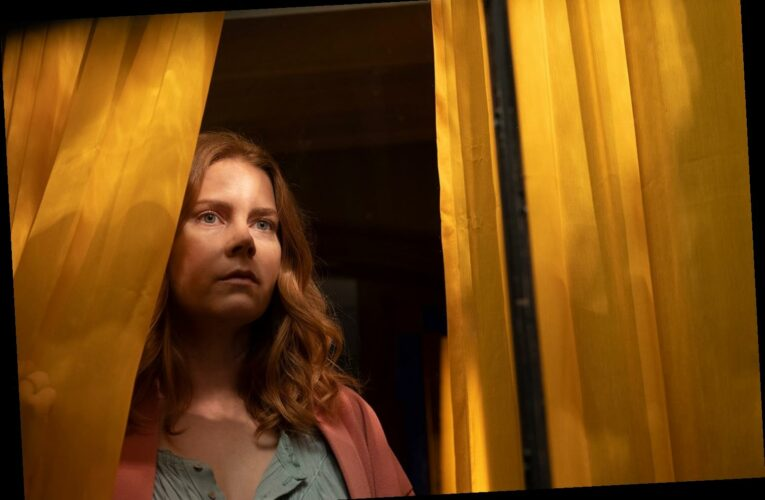 Amy Adams Plays a Recluse Who Witnesses Something Horrible in Trailer for Netflix's The Woman in the Window