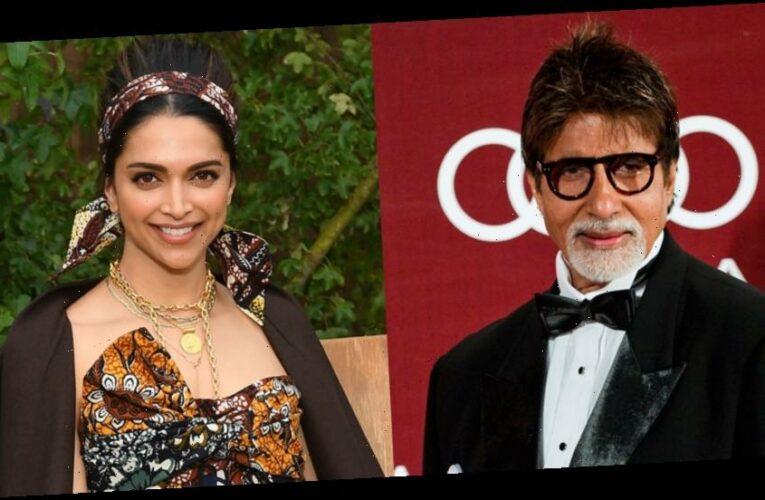 Amitabh Bachchan & Deepika Padukone To Star in Hindi Remake of 'The Intern'
