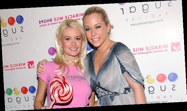 Kendra Wilkinson Claps Back After Holly Madison Claims They're Feuding: 'I'm All Love Now'