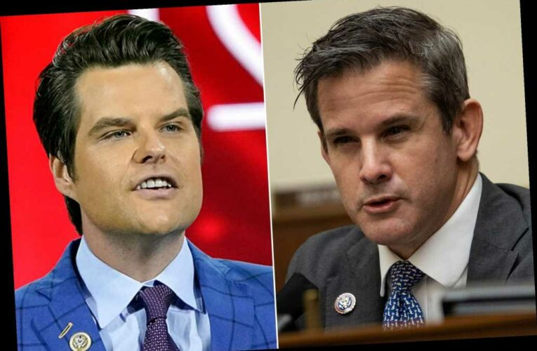 GOP Rep. Adam Kinzinger says Matt Gaetz needs to resign