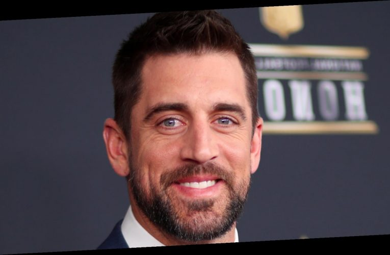 Aaron Rodgers Isn't Sure Which Of His Family Members Will Attend His Wedding. Here's Why