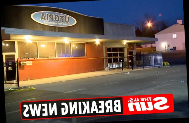 Utopia nightclub shooting in Youngstown, Ohio leaves 'one dead and at least two others injured' as gunfire erupts