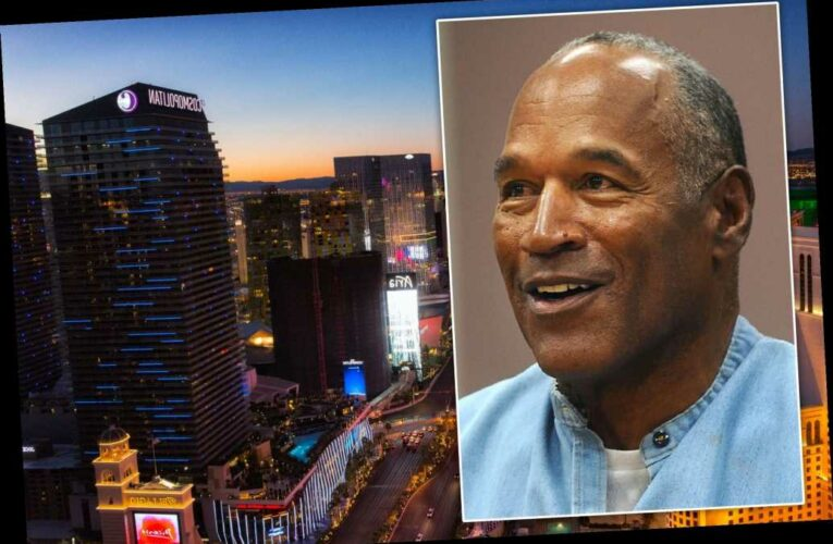 OJ Simpson and Las Vegas hotel settle defamation lawsuit