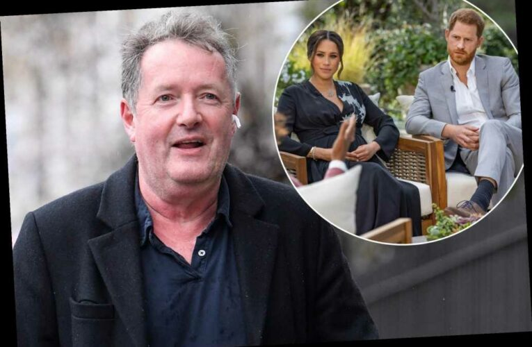 Piers Morgan says royals thanked him for 'standing up for them'