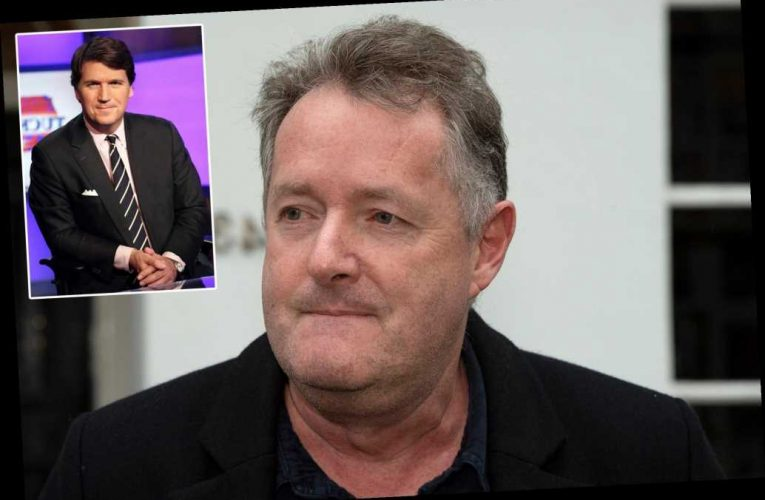 Tucker Carlson to interview Piers Morgan about Meghan Markle scandal