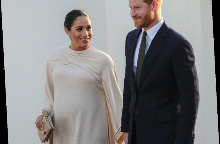VF: Prince Harry & Meghan will take paternity & maternity leave this summer