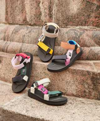 Hay x Suicoke Launch Depa 2.0 Sandals