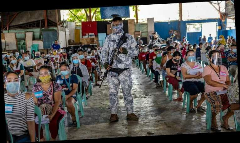 Philippine man dies after being forced to perform hundreds of squats for breaking COVID-19 curfew