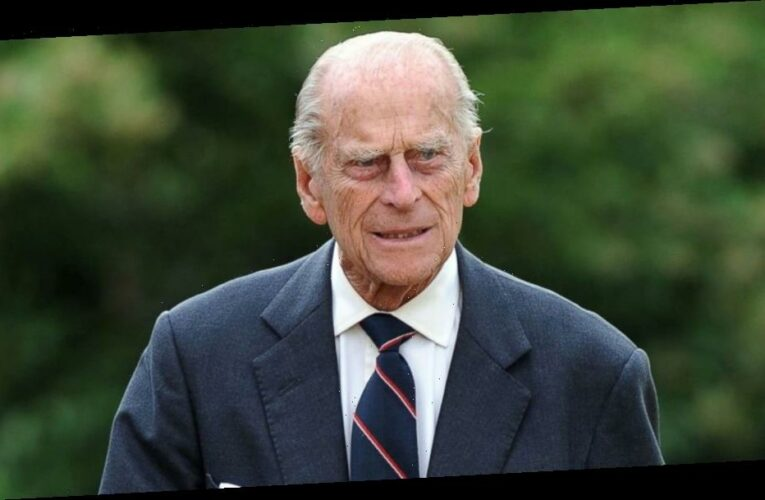 Britain's Prince Philip dies at age 99
