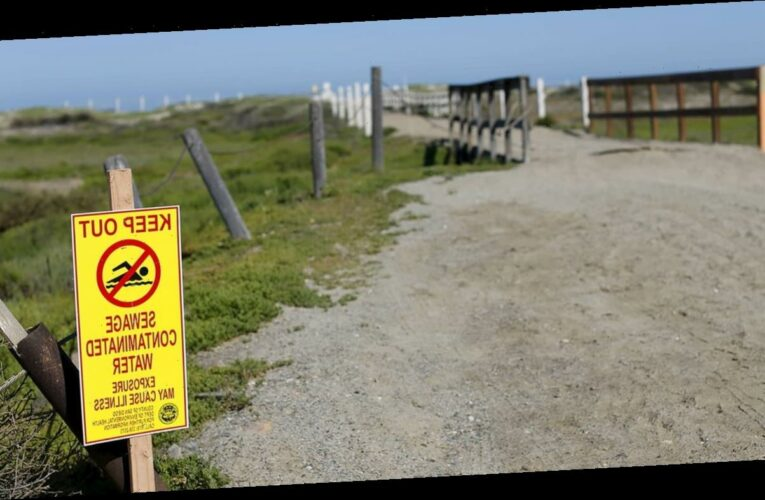 Mexico's raw sewage still pouring into California coastal cities: report