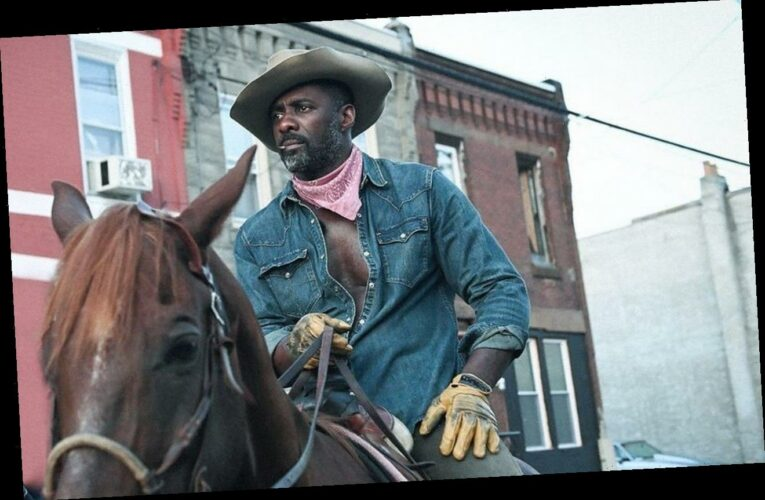 Idris Elba Struggled During 'Concrete Cowboy' Filming Due to Horse Allergy
